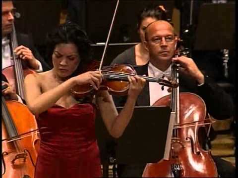 Anne Akiko Meyers Premieres the Barber Violin Concerto with the ...