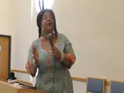 Pastor Carol  Babalola - Sex In Marriage - Behind The Mask -House of Jedidiah London 2017