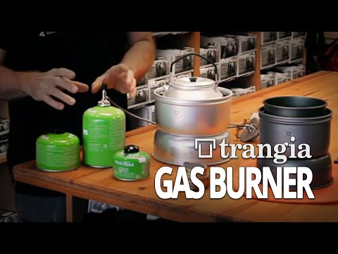 Trangia Gas Burner Review