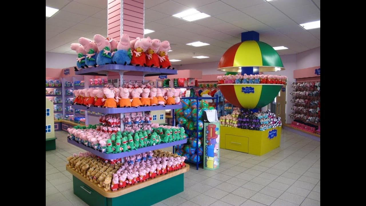 Peppa Pig World Toy Gift Shop