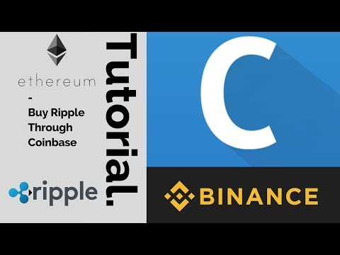 How to buy Ripple with Ethereum from Coinbase using your Phone - EASY!