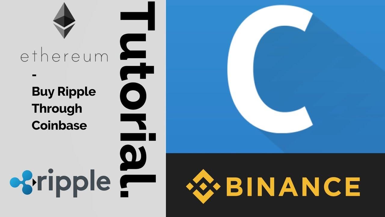 buy ripple on coinbase binance