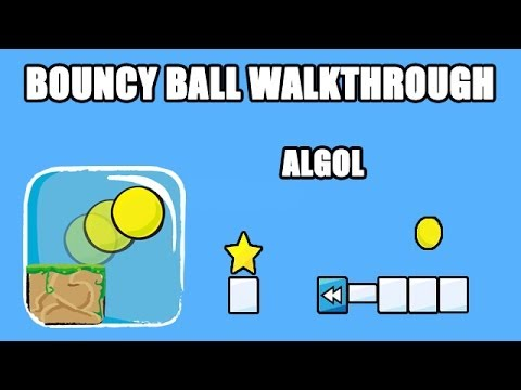 Bouncy Ball - Algol 1-21
