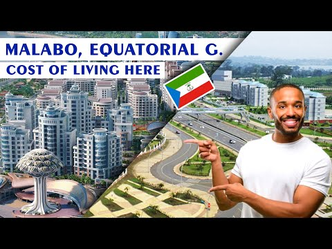Cost of living in Malabo, Equatorial Guinea in 2021 - How expensive is Malabo?