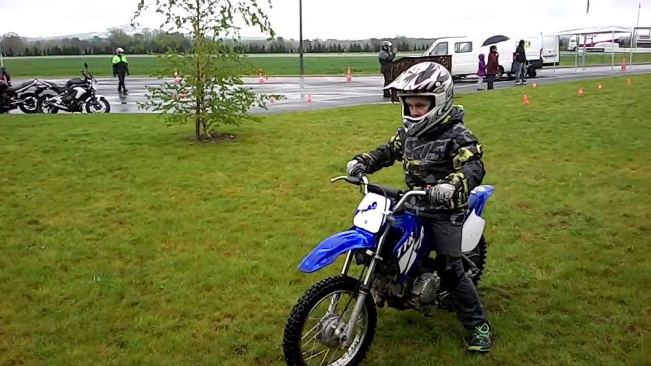 Yamaha Mini Moto Dirt Bike