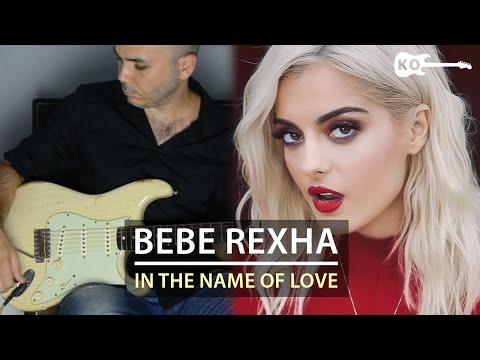 Martin Garrix & Bebe Rexha - In The Name...