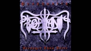 Prophanity - Towards the Sinister Realms [Stronger Than Steel] 1998