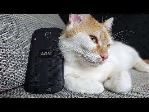 Stabiles China Smartphone für Experimente? - AGM A8 (Review)
