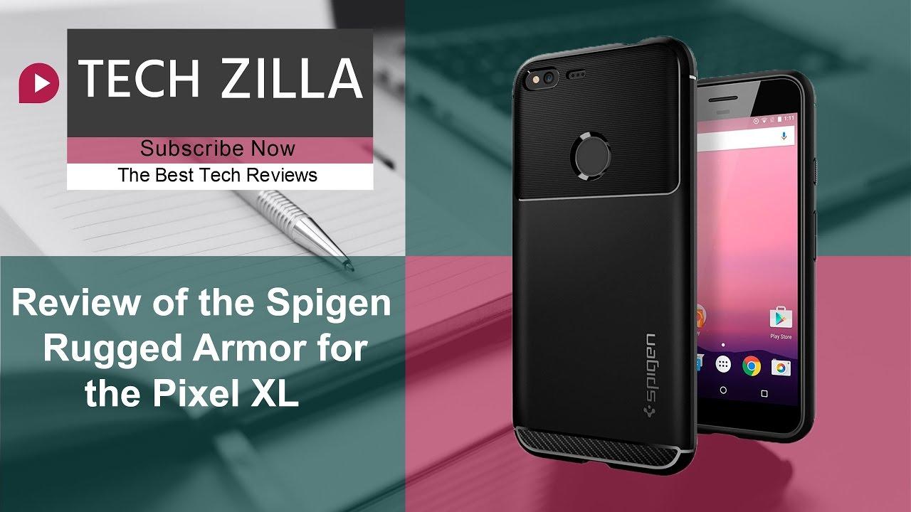 info for 3b351 38c7a Google Pixel XL Spigen Rugged Armor Case Review
