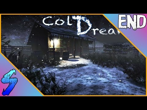 Cold Dreams Horror Gameplay | BELIEVE HER OR NOT!? | END