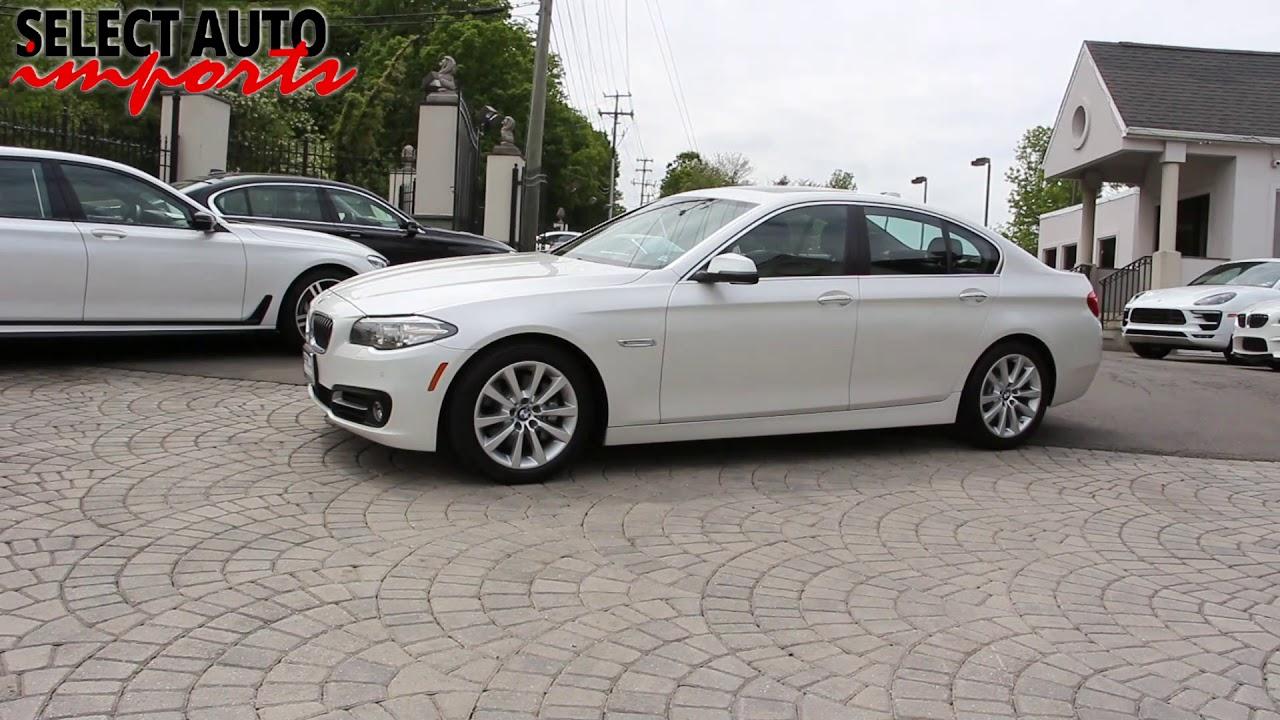 2016 BMW 535i xDrive Mineral White Metallic, Select Auto ...