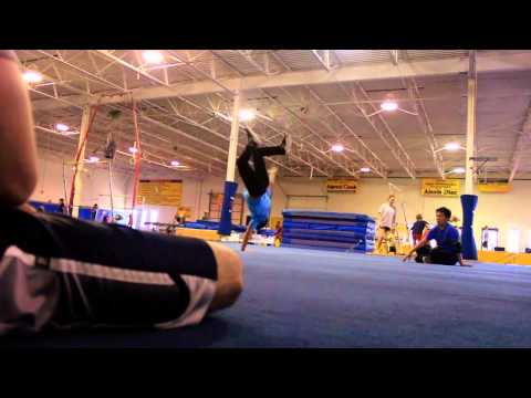 Power And Tricks at Gymnastics Centers 2012