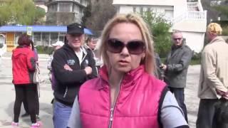 Местным жителям русско-фашисткая оккупационная власть закрыла проход к морю... Путин помоги!(пос Кацивелли - ЮБК Крым.