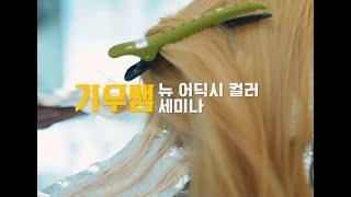 밀본 milbon korea 2019년 기우쌤 어딕시 …