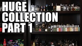 Massive 1,000+ Bottle Fragrance Collection | Part 1