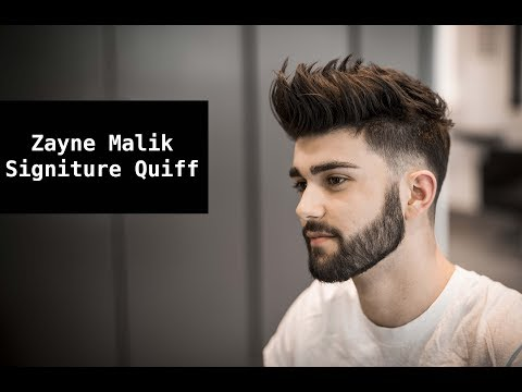 Zayn Malik Signature Hair Tutorial | Mens...