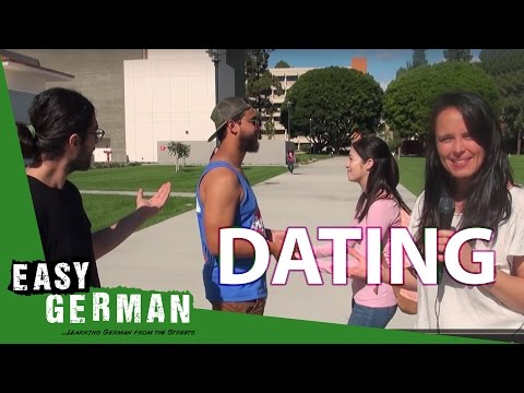 German Dating Vocabulary | Super Easy German (8)