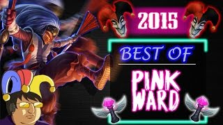 Pink Ward Montage - Best Shaco Plays 2015