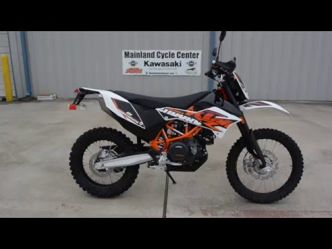 $10,799: 2016 / 2017 KTM 690 Enduro R ABS Overview and