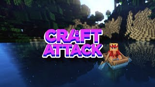 Der 1. Stream von CRAFT ATTACK! 🔴LIVE