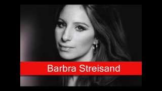Barbra Streisand: It Had To Be You