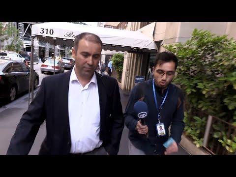 ABD'de FETÖ'cü Mehmet Kılıç AA'nın sorularından kaçtı