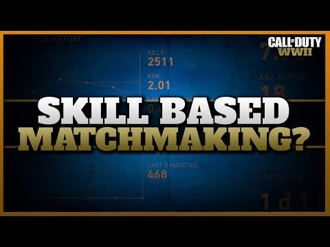 Did they Add Skill Based Matchmaking in CoD WW2? (SBMM Discussion)
