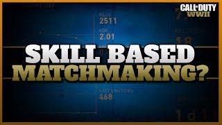 Advanced Warfare: Skill Based Matchmaking & Reverse Boosters!
