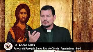 Domingo 22 de julho Evangelho - Mc 6,30-34 Pe. André Teles