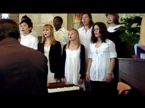 Chorale Terville à Vionville - Hallelujah