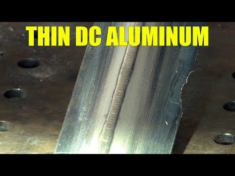 🔥 Viewer Request: DC Welding THIN Aluminum