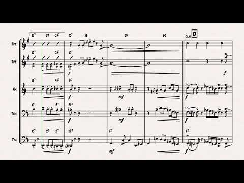 Watermelon Man - Jazz Rock Classic - Hancock - Brass Quintet