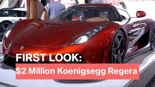 Here's a First Look at Koenigsegg's $2 Million 'Bugatti Killer'