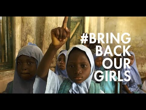 Speak up for the kidnapped girls of Nigeria