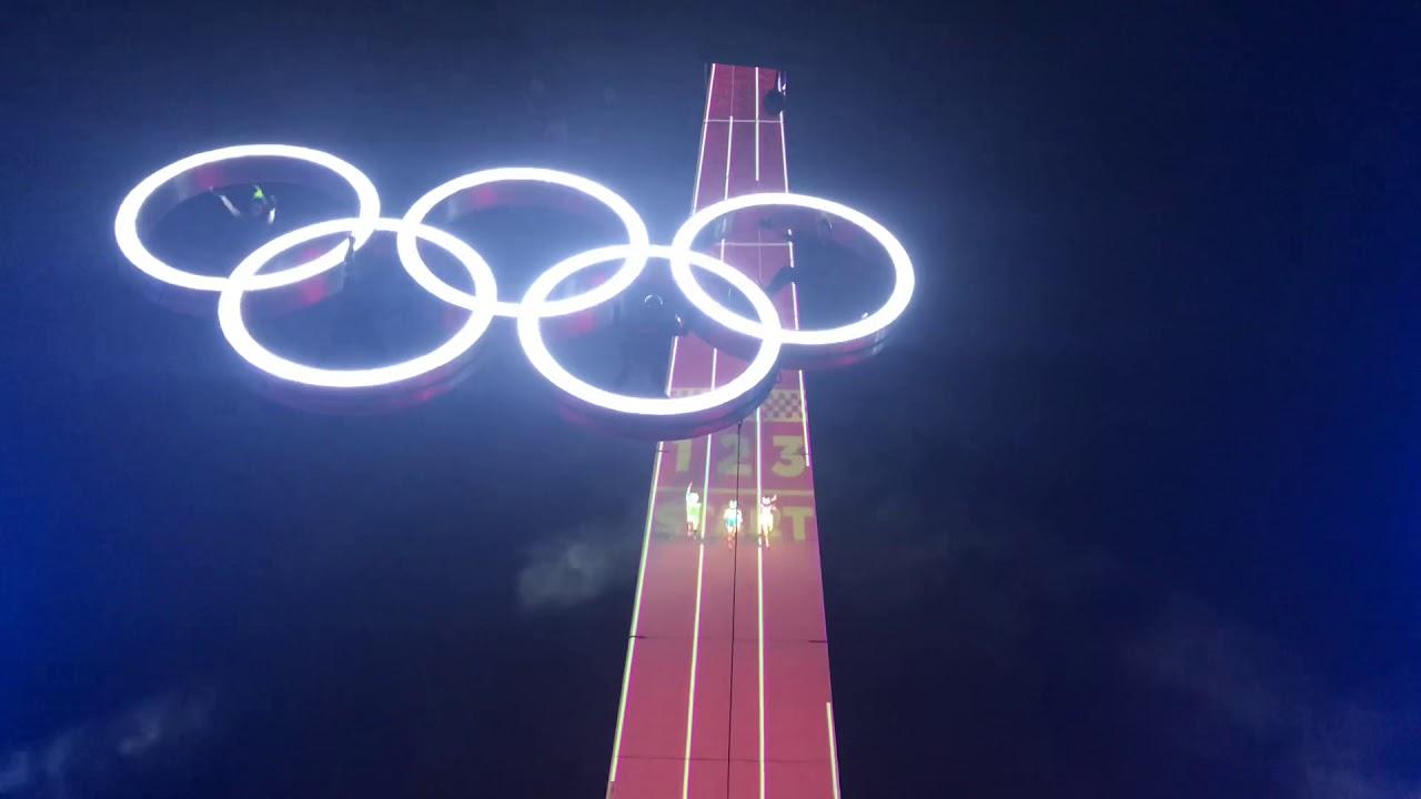 Ceremonia De Inauguracion Juegos Olimpicos De La Juventud Buenos