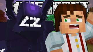minecraft   wither storm attack   custom map