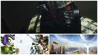 Игровые новости Game News 412 Fallout 4, Plants vs. Zombies, Anno 2205