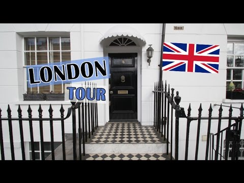 TRAVEL TO LONDON - A short tour | Anneli Loorits