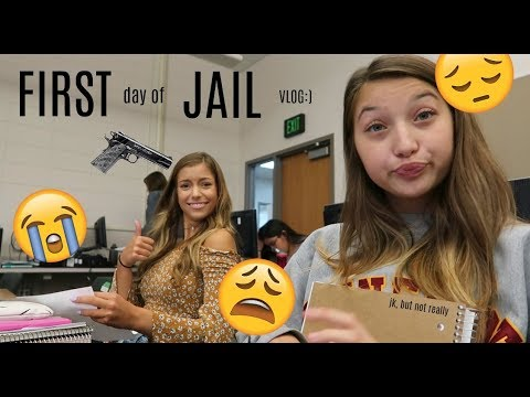 FIRST DAY OF JUNIOR YEAR (school vlog)