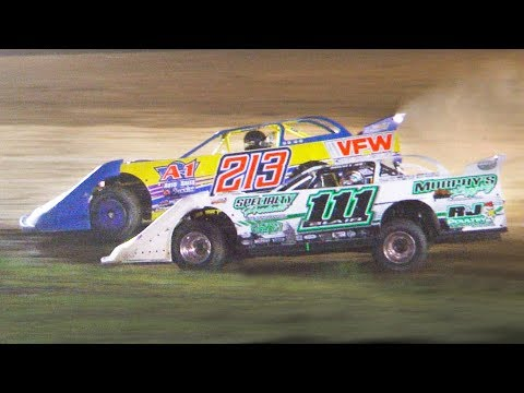RUSH Crate Late Model Feature | Eriez Speedway | 7-28-19