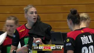 04 Dec Germany vs France  Highlights