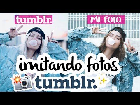 ¡IMITANDO FOTOS TUMBLR, POR FIN! ♥ - Yuya