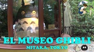 Studio Ghibli Museum Mitaka Tokyo. Por el Museo de Ghibli!