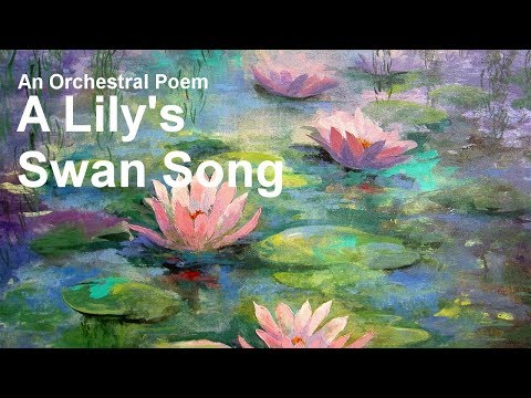 A Lily's Swan Song | Ghibli Inspired Orchestral (Yuang Chen)