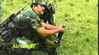 Video Lucu Tentara Latihan Perang (Dijamin Ngakak!)