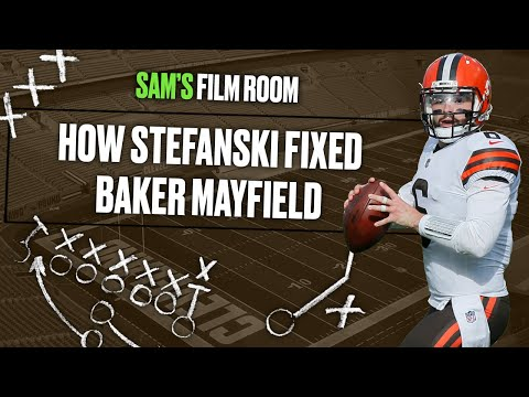 Film Room: How Kevin Stefanski fixed Baker Mayfield and the Browns