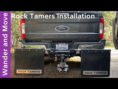 F250 Upgade (Rock Tamers Install)