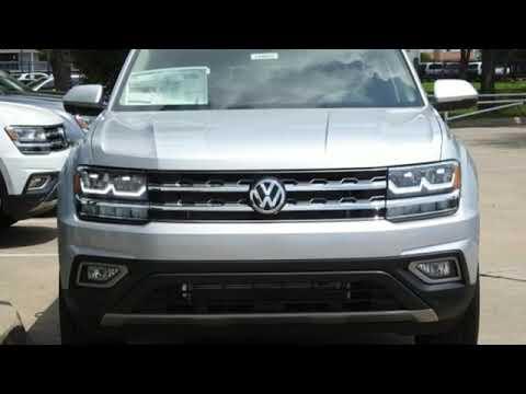 New 2019 Volkswagen Atlas Dallas TX Garland, TX #V190563