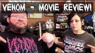 Venom – MOVIE REVIEW! First Part SPOILER FREE!
