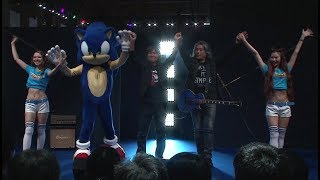 TEAM SONIC RACING TALK&LIVE 2018.9.22(TOKYO GAME SHOW 2018)